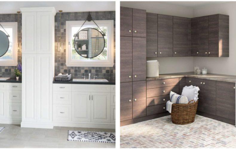 Frameless vs Face Framed Cabinets